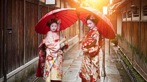 Ο σεξισμός είναι ακόμη χειρότερος αν είσαι γκέισα στην Ιαπωνία