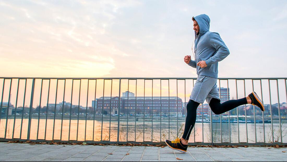Πώς λίγα λεπτά τρεξίματος θα σου δώσουν παραπάνω χρόνια ζωής