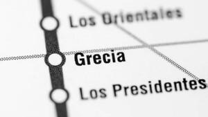 Ποια είναι η χώρα που το μετρό της έχει σταθμό με το όνομα «Ελλάδα»