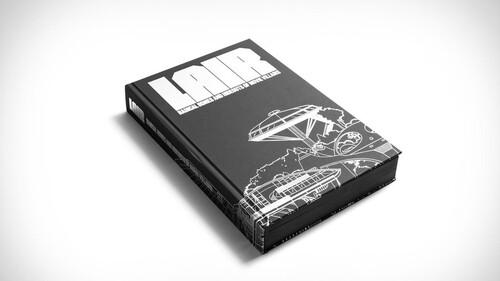 Όλα τα κρησφύγετα των «κακών» του σινεμά σε ένα βιβλίο