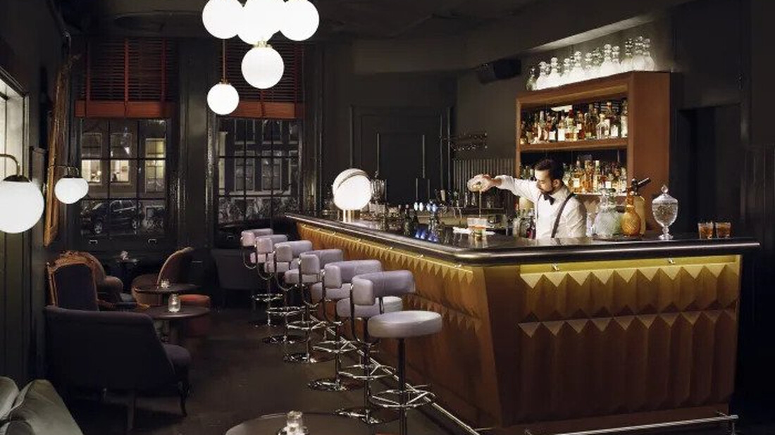 Αυτά είναι τα καλύτερα luxury hotel bars του κόσμου