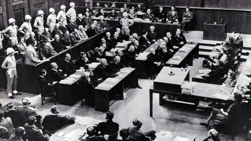 Δίκη της Νυρεμβέργης: Το «ξεκοκάλισμα» της Ναζιστικής Γερμανίας