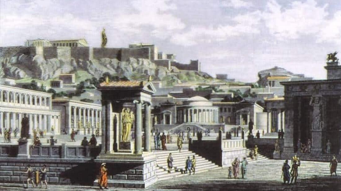 Πώς λεγόταν η Αθήνα πριν την ονομάσουν Αθήνα;