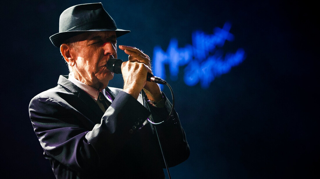 Τι ακούσαμε στον μεταθανάτιο δίσκο του Leonard Cohen