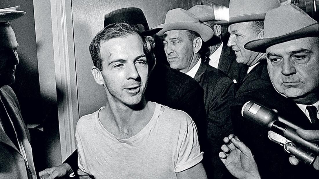 Η δολοφονία του Lee Harvey Oswald και οι θεωρίες συνωμοσίας