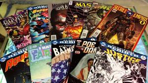Το πρώτο τεύχος της Marvel αξίζει όλα τα εκατομμύρια του κόσμου