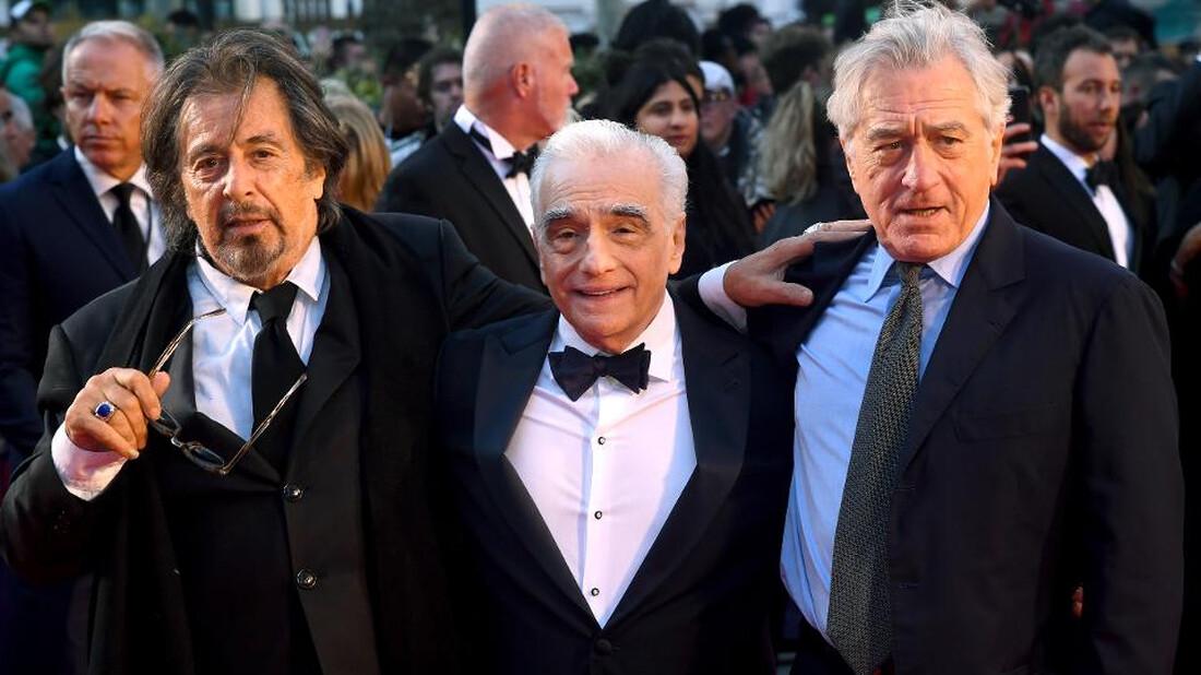 Να γίνεις με τον κολλητό σου όπως είναι σήμερα ο Al Pacino με τον Robert De Niro