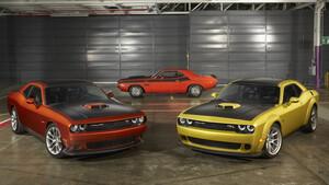 H Dodge γιορτάζει τα 50 χρόνια του Challenger