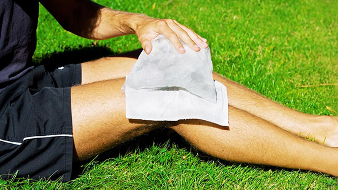 Γιατί δεν πρέπει να βάζεις πάγο όταν τραυματίζεσαι