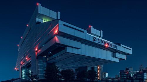 Πώς το Τόκιο μας θυμίζει το Bladerunner