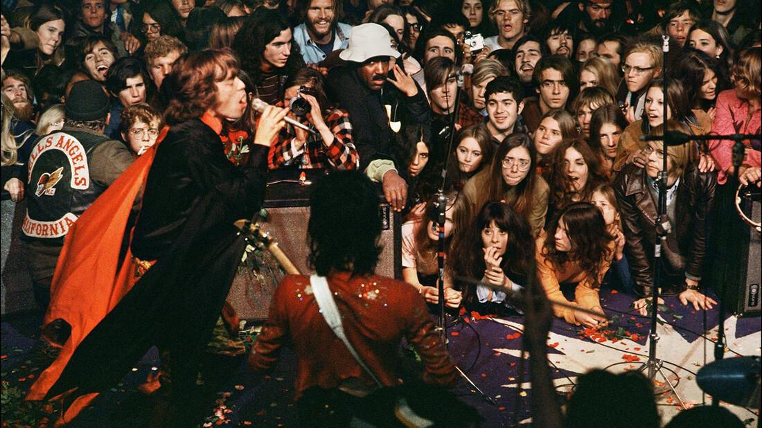 Altamont Free Concert: Η πιο επεισοδιακή συναυλία στην ιστορία της ροκ