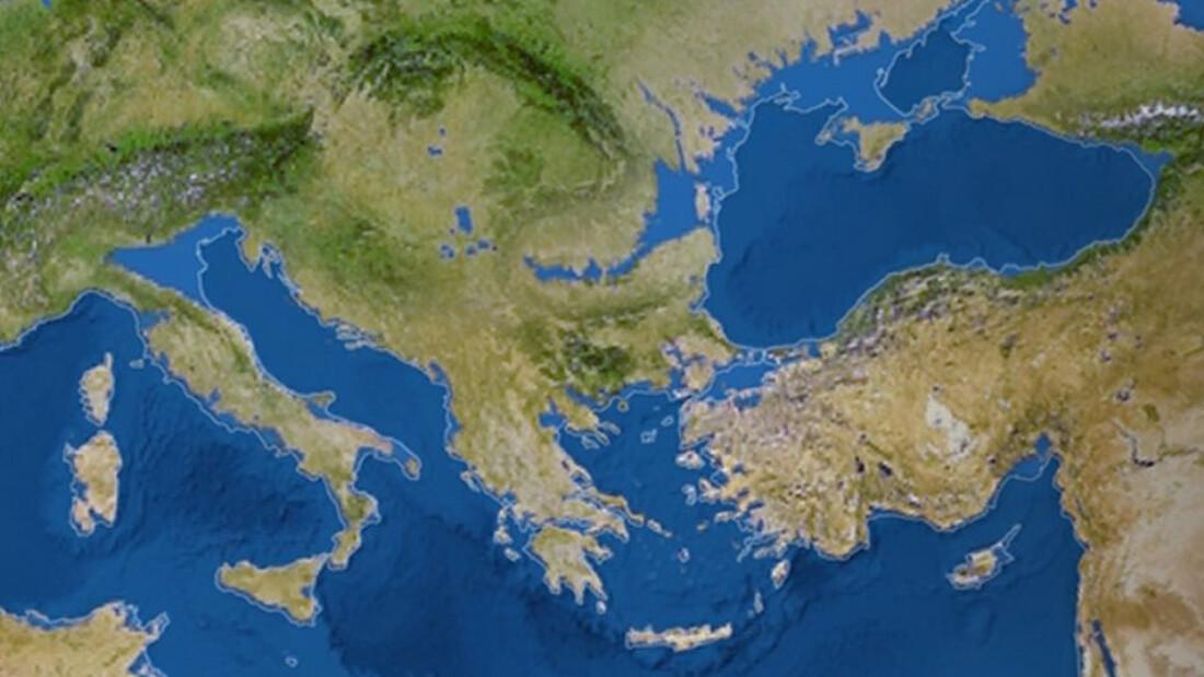 Λιώσιμο των Πάγων: Ποιες ελληνικές πόλεις μπορεί να έχουν πρόβλημα;