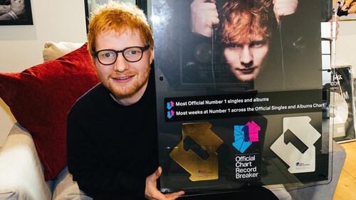 Ο Ed Sheeran είναι ο καλλιτέχνης της δεκαετίας και από εμάς είναι ένα μεγάλο ναι