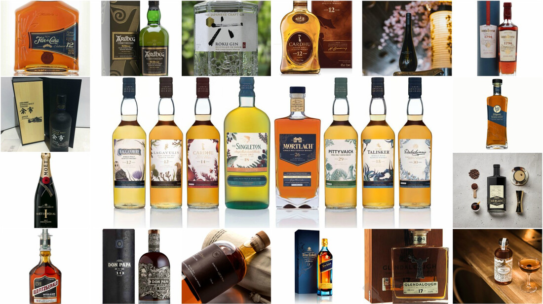 Ποια μπουκάλια να κάνεις δώρο τις φετινές γιορτές;