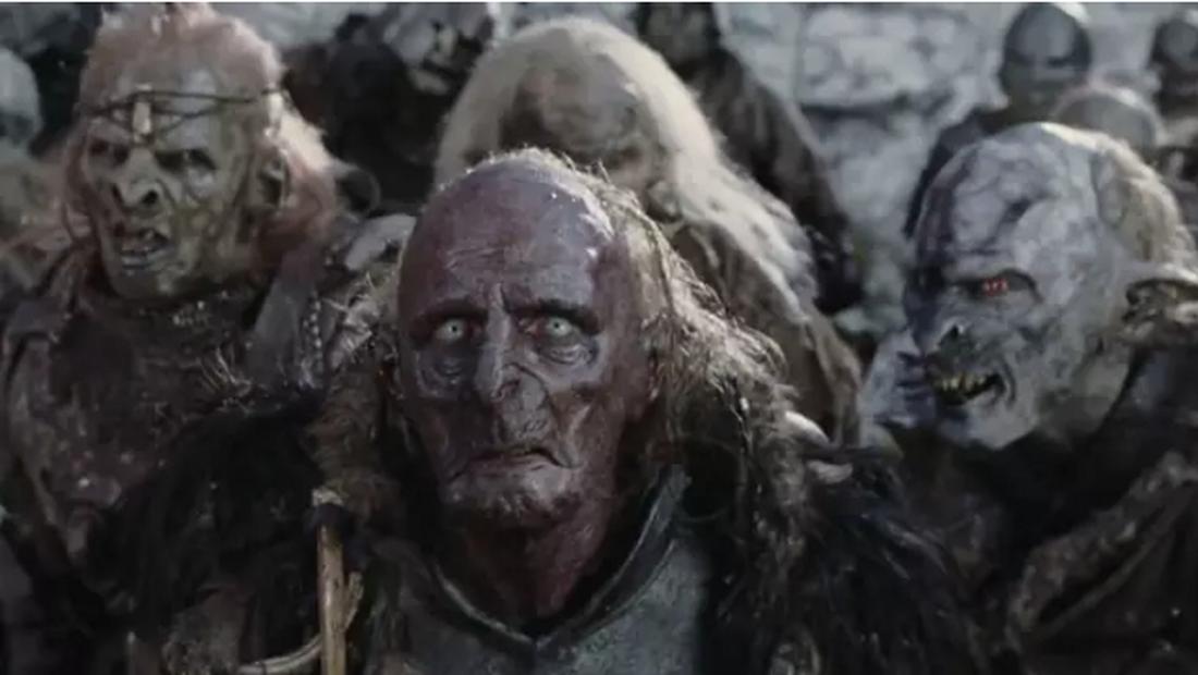 Σε περίπτωση που ενδιαφέρεσαι, ψάχνουν κομπάρσους για Orcs