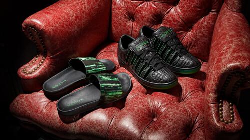 Θα φορούσες τα sneakers του Neo από το Matrix;