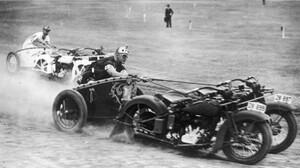 Αυτό θα ήταν το άρμα του Ben Hur αν ζούσε στο 1920