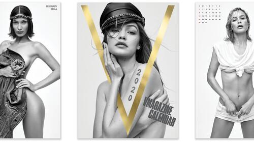 Στο ημερολόγιο του V Magazine σβήνεις πόθο όχι ημέρες