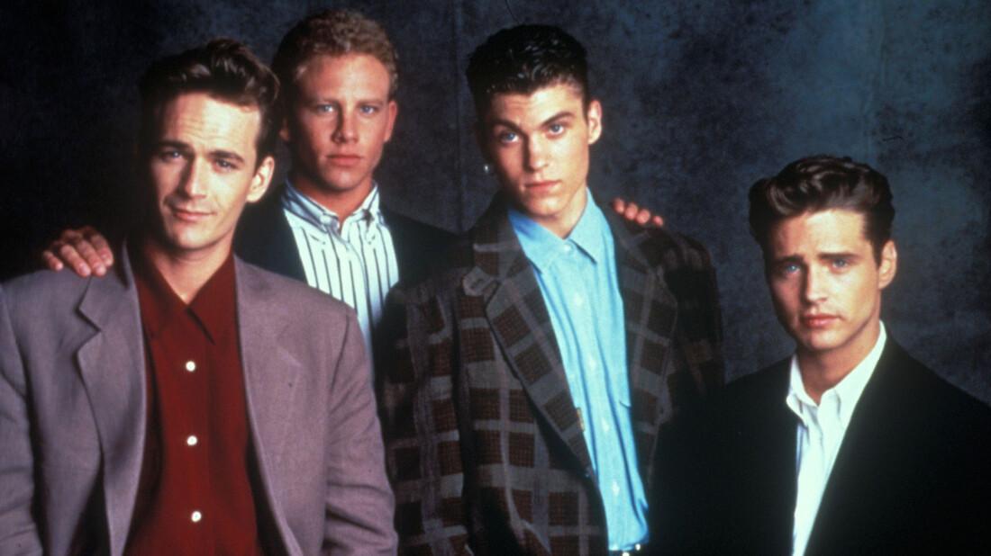 To ανδρικό στυλ των 90s θα είναι στη μόδα για όλο το 2020