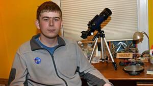 Μαθητής ανακάλυψε πλανήτη 6.9 φορές μεγαλύτερο από τη Γη