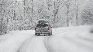 Πώς θα οδηγείς με ασφάλεια σε πάγο και χιόνια