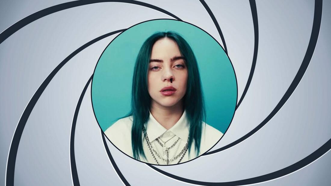 Η Billie Eilish θα γράψει το τραγούδι για τη νέα ταινία του James Bond