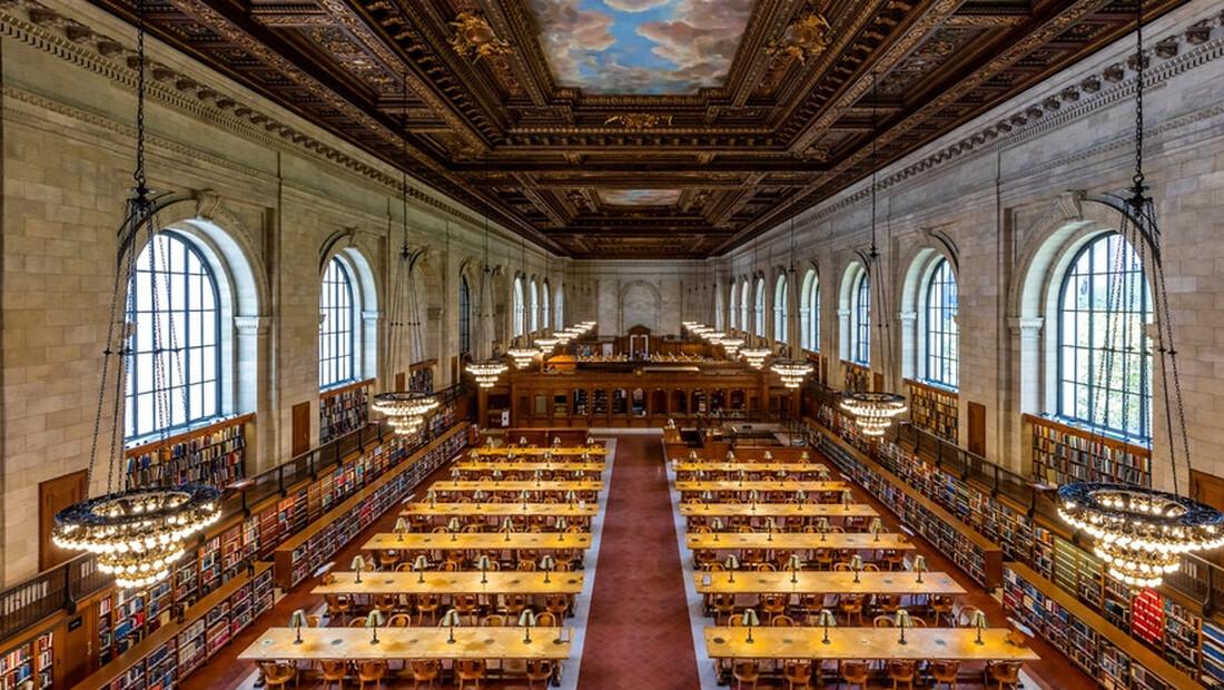 Η βιβλιοθήκη της Νέας Υόρκης μας δίνει μία καταπληκτική λίστα βιβλίων