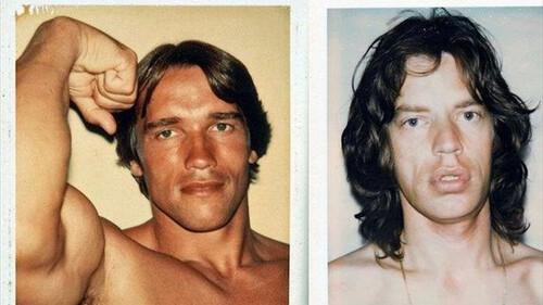 Μία ματιά στις ιδιαίτερες φωτογραφίες του Andy Warhol