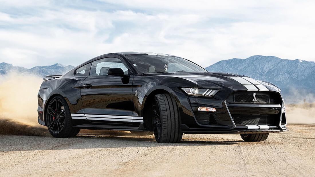 Η Mustang που τιμά τους προγόνους της