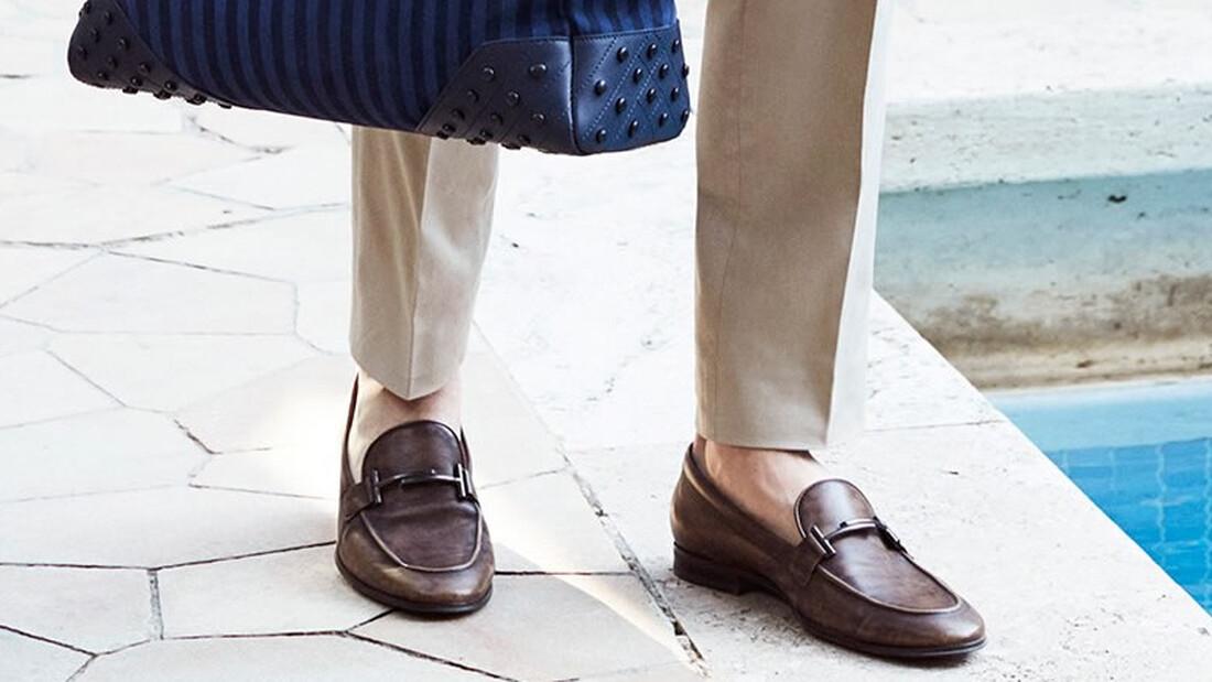 Πώς θα ταιριάξεις ιδανικά τα παπούτσια με το παντελόνι