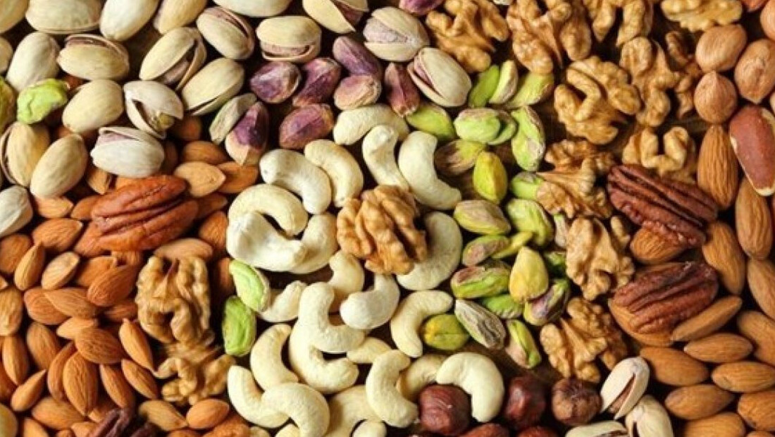 Γιατί πρέπει να τρως πολλούς ξηρούς καρπούς
