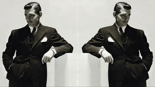 Clark Gable: Αυτό που αποκαλούμε «Αντρικό Πρότυπο»