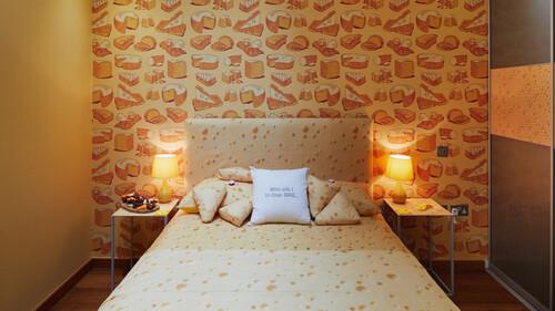 Ένα ξενοδοχείο για τους λάτρεις του τυριού
