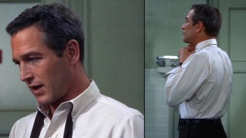 Φόρα το oxford πουκάμισο σου σαν τον Paul Newman