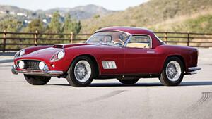 Ο Καλιφορνέζικος αέρας της Ferrari 250 GT LWB