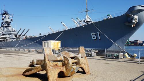 USS IOWA: Το μουσείο που σε ταξιδεύει στην εποχή των «Midway» και Pearl Harbor