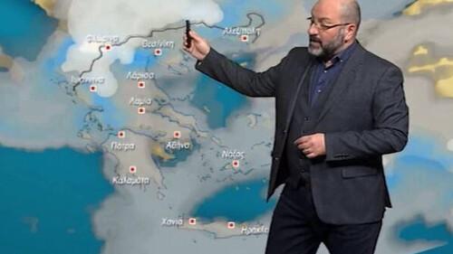Ο καιρός τρελάθηκε - Δείτε τι θα συμβεί τις επόμενες ημέρες στην Ελλάδα!
