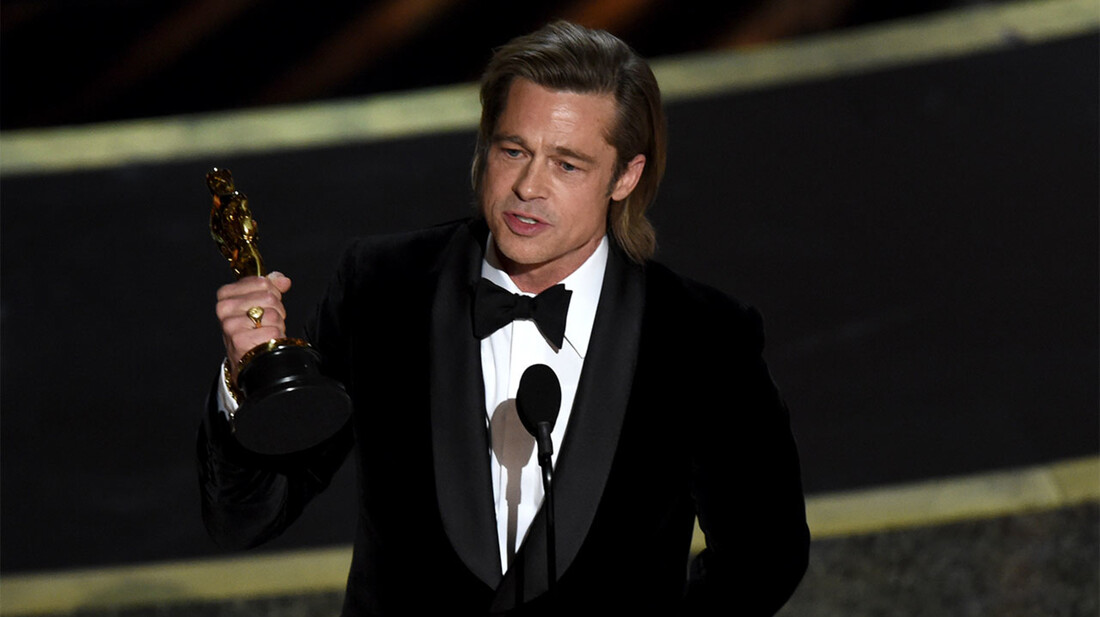 Όσκαρ 2020: Brad Pitt, τι θα γίνει με εσένα και τις ομιλίες σου;