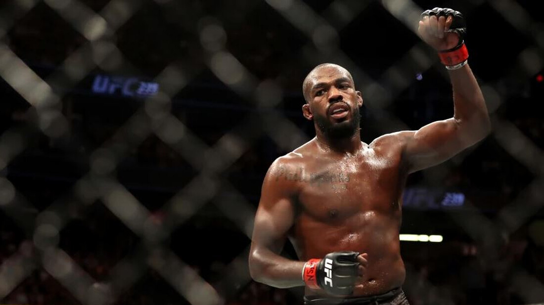 O Joe Jones σάρωσε τον Dominick Reyes και κατέκτησε τον τίτλο στο UFC 247