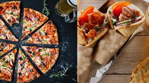 Πίτσα ή σουβλάκια; Τι μας παχαίνει περισσότερο;