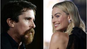 Margot Robbie και Christian Bale ενώνουν το υποκριτικό τους ταλέντο