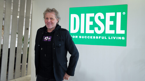 Diesel Joins the Fashion Pact