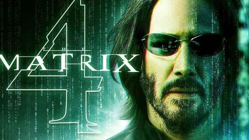 Neo και Trinity συναντιούνται ξανά στο πλατό του Matrix 4