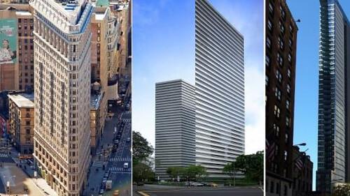 Αυτά είναι τα πιο στενά κτίρια του κόσμου