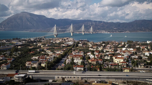 H Πάτρα μέσα στις κορυφαίες πόλεις της Ευρώπης