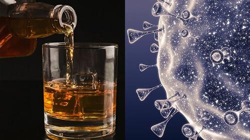 Αγαπήσαμε τον γιατρό που προτείνει αλκοόλ για να μην κολλήσουμε κορωνοϊό