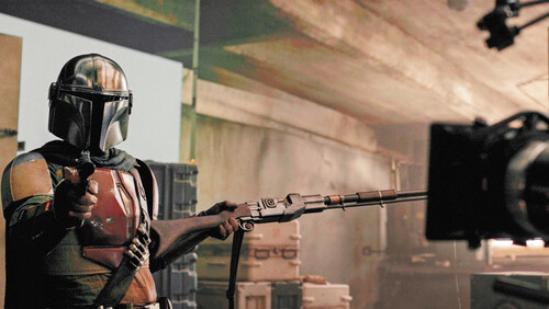 Τα ειδικά εφέ του «The Mandalorian» είναι η εξέλιξη που περίμενε το σινεμά