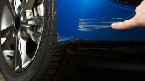 Πώς θα εξαφανίσεις τις γρατζουνιές από το αυτοκίνητο σου