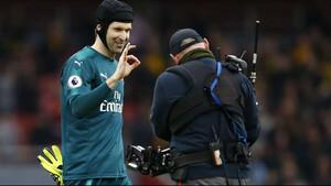Ο Petr Cech δεν αγχώθηκε ποτέ πριν τον αγώνα