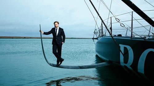 Όλα όσα έμαθαν η θάλασσα και οι αντιξοότητες της στον Alex Thompson